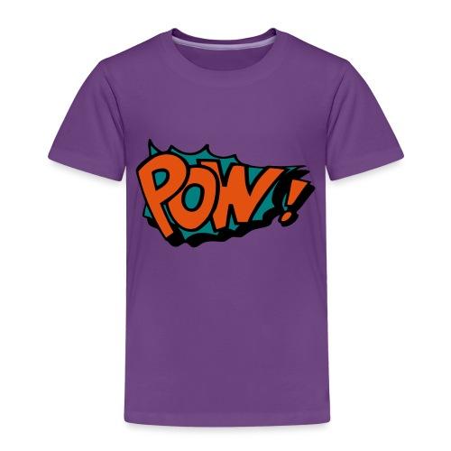 Comic pow! - Kids' Premium T-Shirt