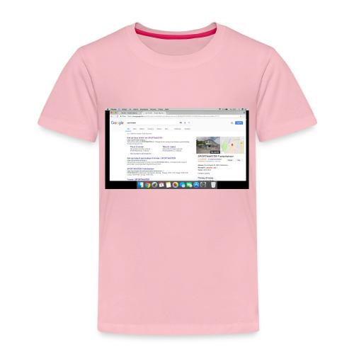 Sk rmbillede 2017 11 03 kl 19 37 54 - Børne premium T-shirt
