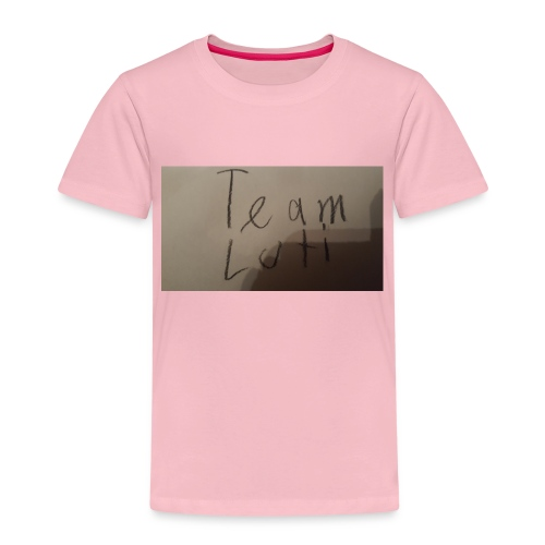 Team Luti - Kinder Premium T-Shirt