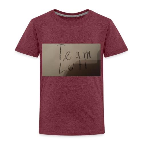 Team Luti - Kinder Premium T-Shirt