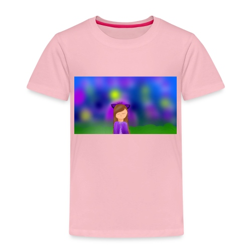 Werewolf Daisy design - Kids' Premium T-Shirt