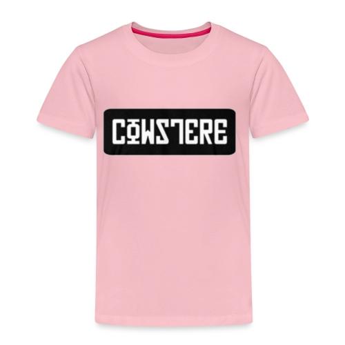 'CowsterE - Kids' Premium T-Shirt
