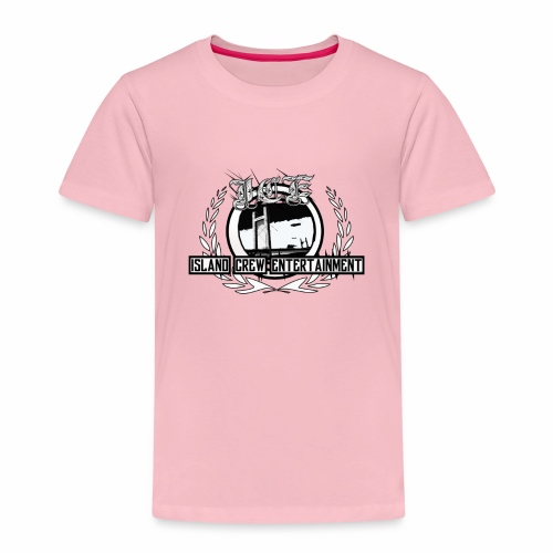 Island Crew Entertainment - Premium-T-shirt barn
