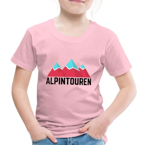 Alpintouren - Kinder Premium T-Shirt