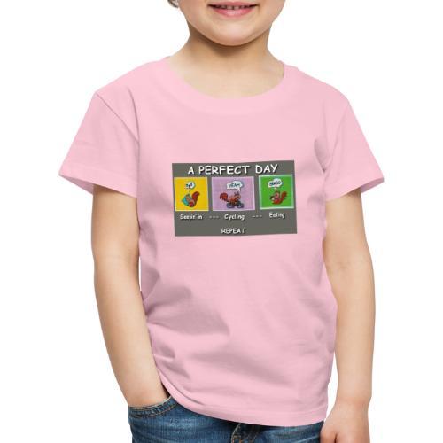 A Perfect Day Halmi - Comic - Kinder Premium T-Shirt