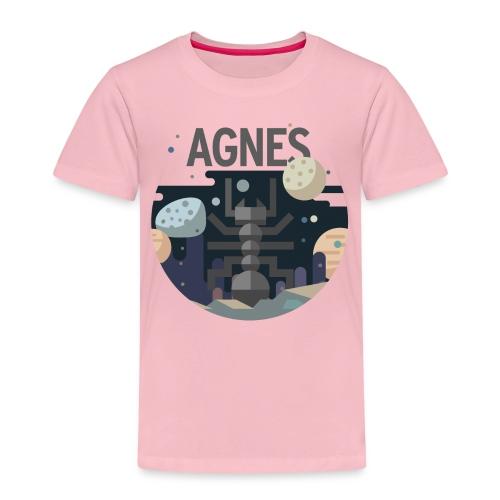 agnes 2 - Kinder Premium T-Shirt