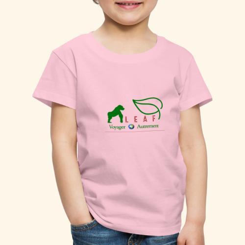 LEAF - T-shirt Premium Enfant
