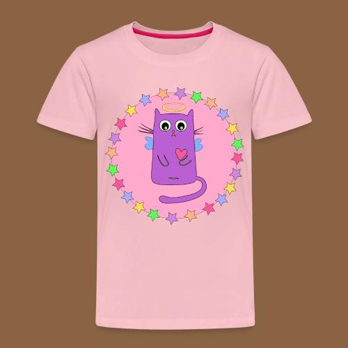 Kawaii Cat - Kinderen Premium T-shirt