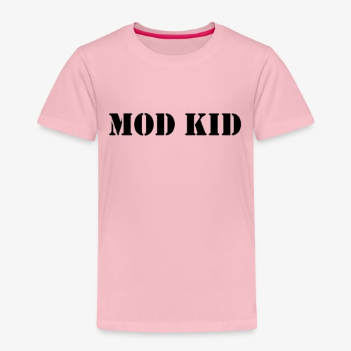 Mod kid - Kids' Premium T-Shirt