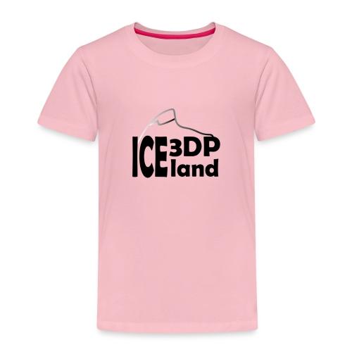 3DP Iceland logo - Kids' Premium T-Shirt
