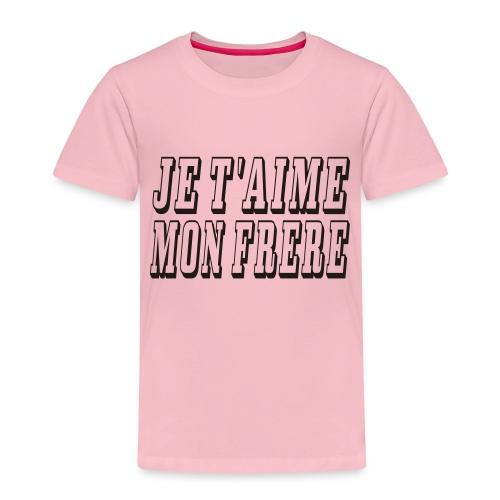 frere - T-shirt Premium Enfant