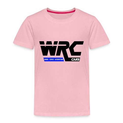 WR Cars & more - Kinder Premium T-Shirt
