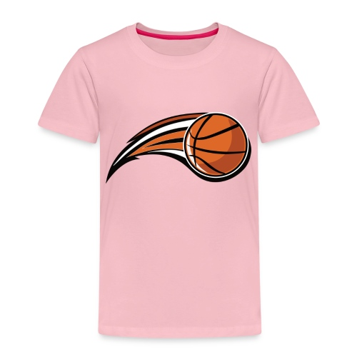 Basketball - Kinder Premium T-Shirt