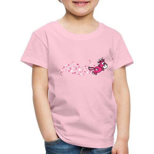 Pferdchen Sternenstaub - Kinder Premium T-Shirt