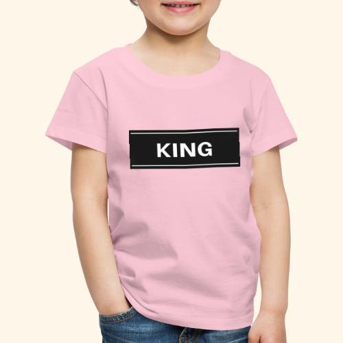 KING - Kinder Premium T-Shirt