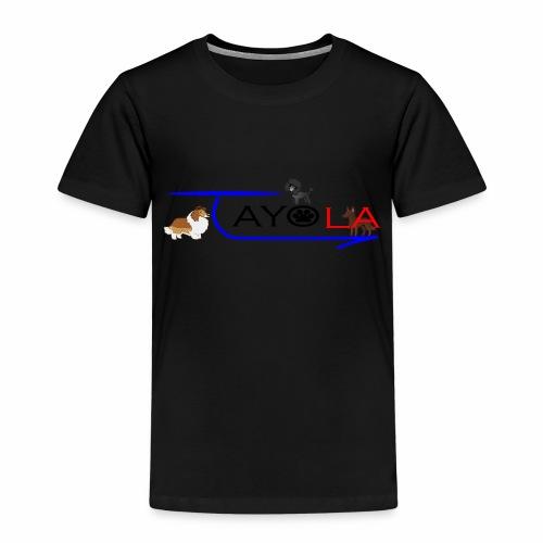 Tayola Black - T-shirt Premium Enfant