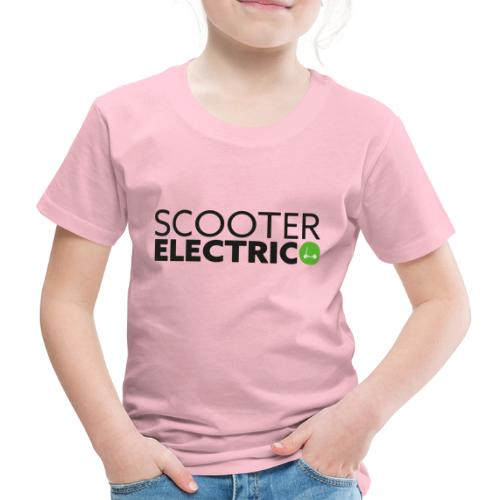 Logo Scooter electrico - Kids' Premium T-Shirt
