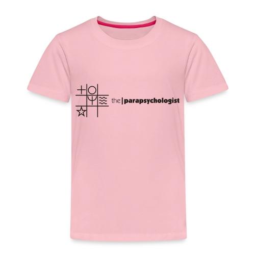 theParapsychologist Hoodie - Kids' Premium T-Shirt
