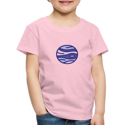 Planeta Jupiter - Camiseta premium niño