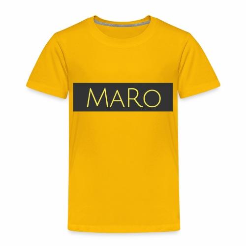Maro Discret - T-shirt Premium Enfant