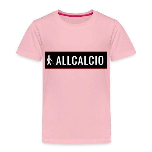AllCalcio - Maglietta Premium per bambini