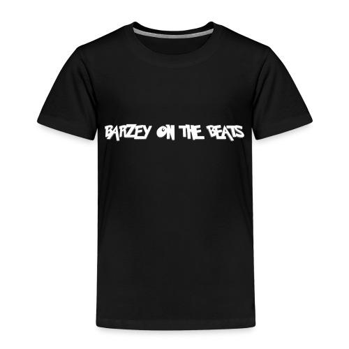 barzey on the beats 4 - Kids' Premium T-Shirt
