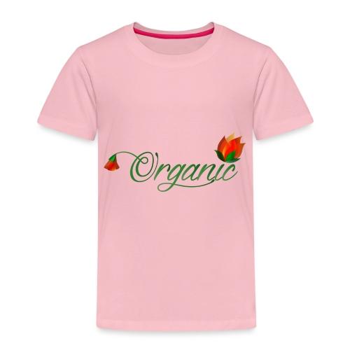Organic v3 - Camiseta premium niño