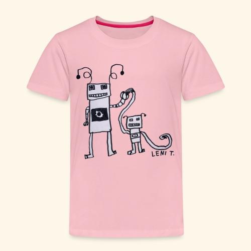 LeniT Parenthood - Lasten premium t-paita