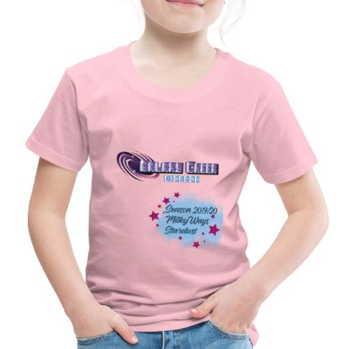 GalaxyCheer Season 2019/20 - Kinder Premium T-Shirt