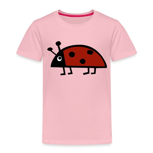 Marienkäfer - Kinder Premium T-Shirt