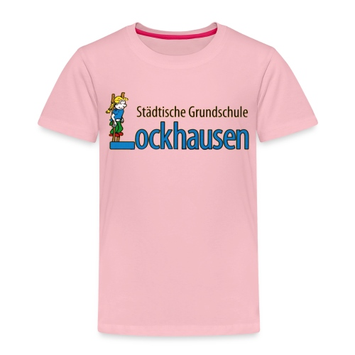 logoGsLockhausen - Kinder Premium T-Shirt