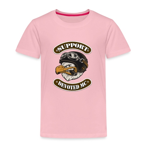 T-Shirt DEVOTEDMC SUPPORTSHOP10003 - Premium T-skjorte for barn