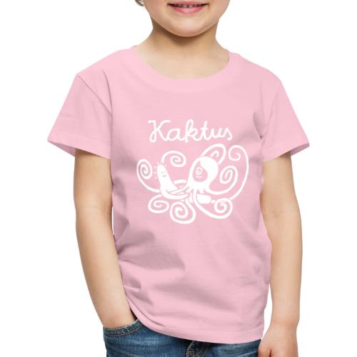 Kaktus und Kalamarie - Kinder Premium T-Shirt