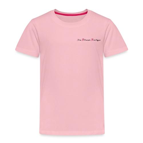 Die Blumen Boutique - Kinder Premium T-Shirt