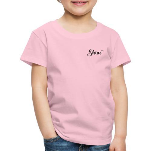 shine - Lasten premium t-paita