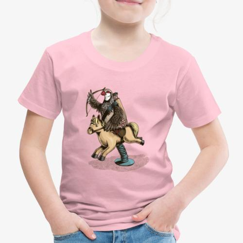 Partridge Rider - Kids' Premium T-Shirt