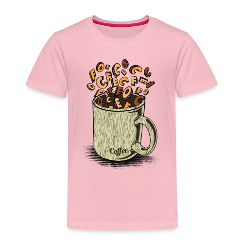 Coffee - Kids' Premium T-Shirt