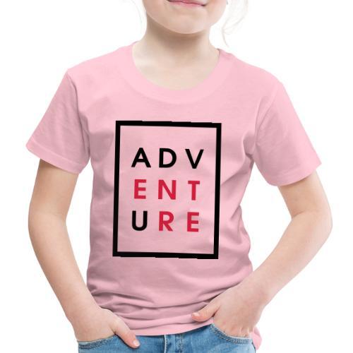 Enter Adventure - Kids' Premium T-Shirt