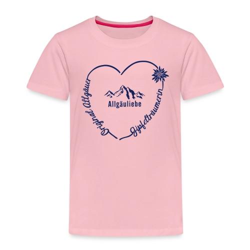 Gipfelträumerin - Kinder Premium T-Shirt