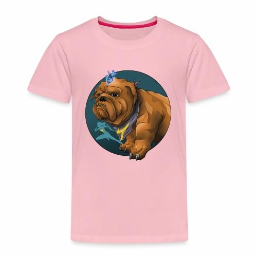 Lockjaw and Kamala Kahn - Kinder Premium T-Shirt