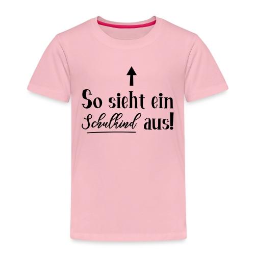 Schulkind 2019 - Kinder Premium T-Shirt