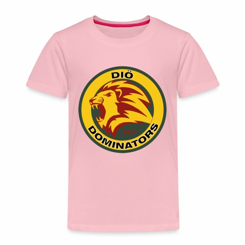 Dominators - Premium-T-shirt barn