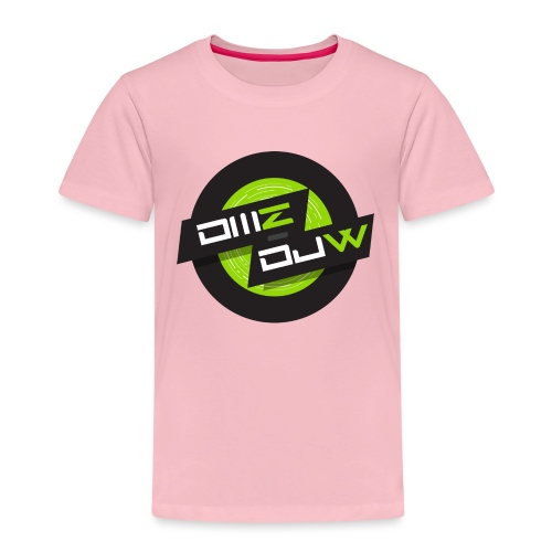 DJ DMZ & DJW Official Merch. - Kinderen Premium T-shirt