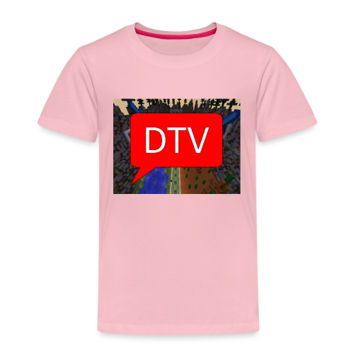 DriesTv Server - Kinderen Premium T-shirt