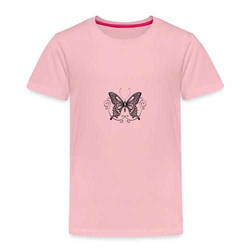 vlinder - Kinderen Premium T-shirt