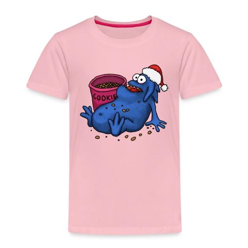 Kobold Cookies Weihnacht - Kids' Premium T-Shirt