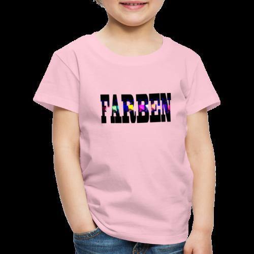 FARBEN - Kinder Premium T-Shirt