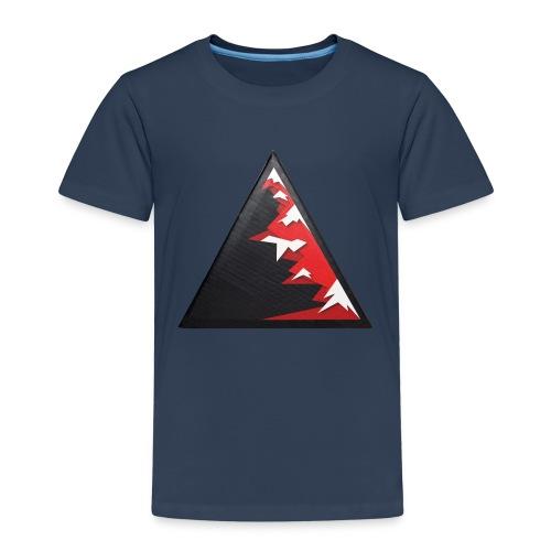 Climb high as a mountains to achieve high - Kids' Premium T-Shirt