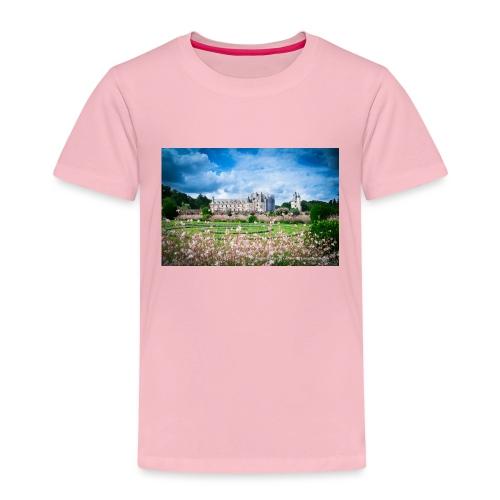 Barbara Mapelli - Castello di Chenonceau, Francia - Maglietta Premium per bambini