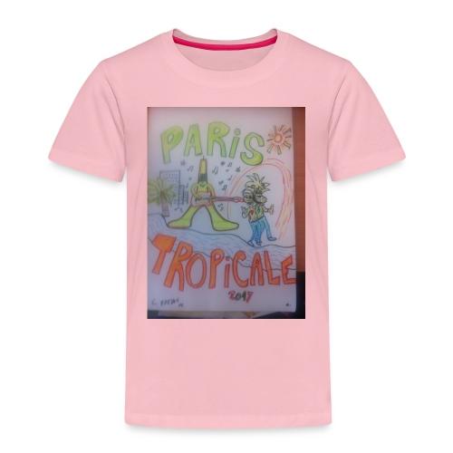 Paris tropicalLiberte - T-shirt Premium Enfant